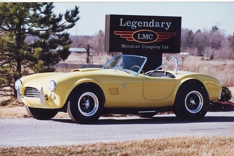 Photo of 1964 Shelby Dragon Snake Cobra