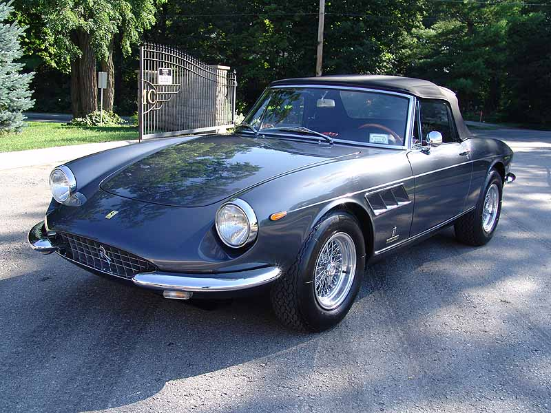 Photo of 1968 Ferrari 330 GTS