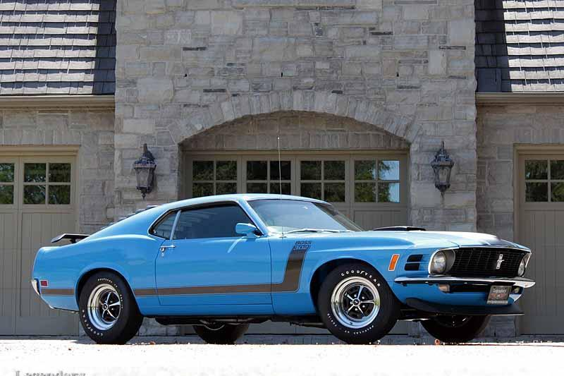 Photo of 1970 Ford Mustang BOSS 302