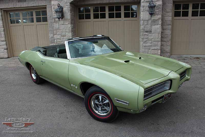 Photo of 1969 Pontiac GTO Convertible