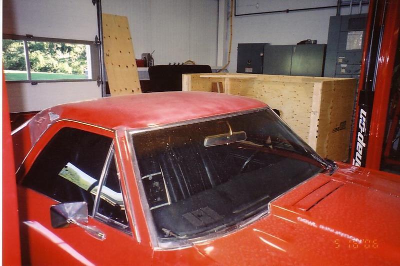 1970 El Camino SS LS6 454/450hp