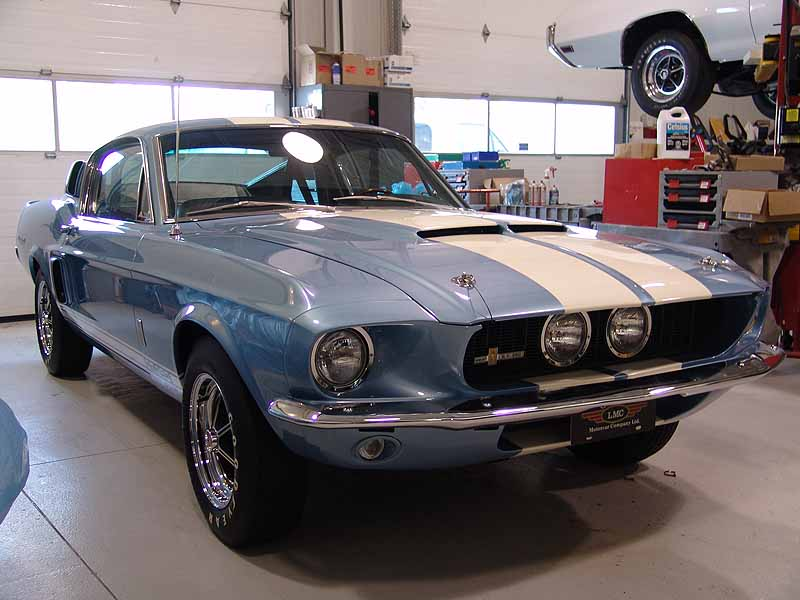 Photo of 1967 Ford Mustang Shelby GT350
