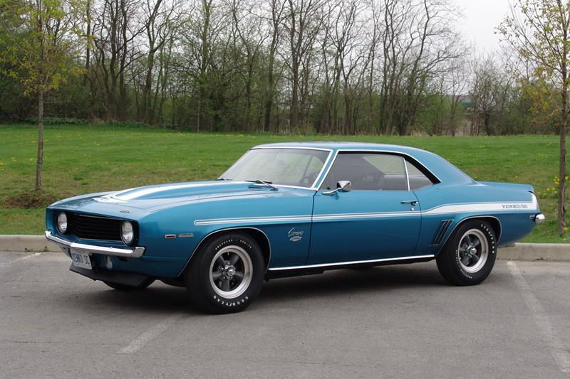 Photo of 1969 Chevrolet Camaro Yenko