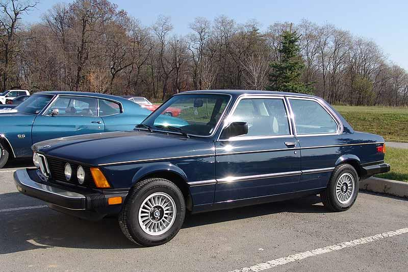 Photo of 1983 BMW 320i