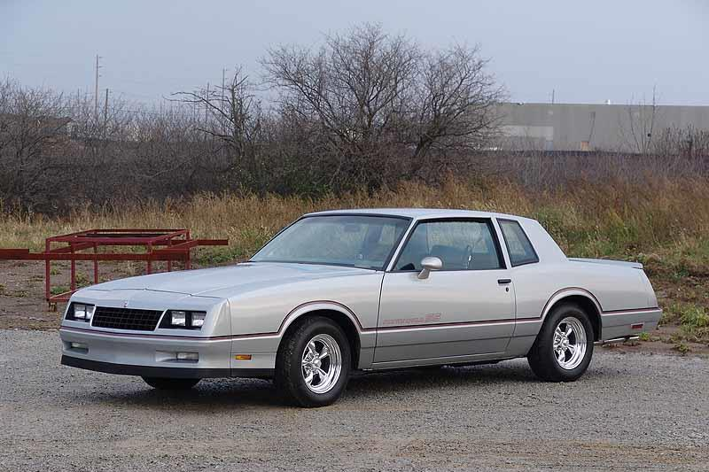 Photo of 1985 Chevrolet Monte Carlo