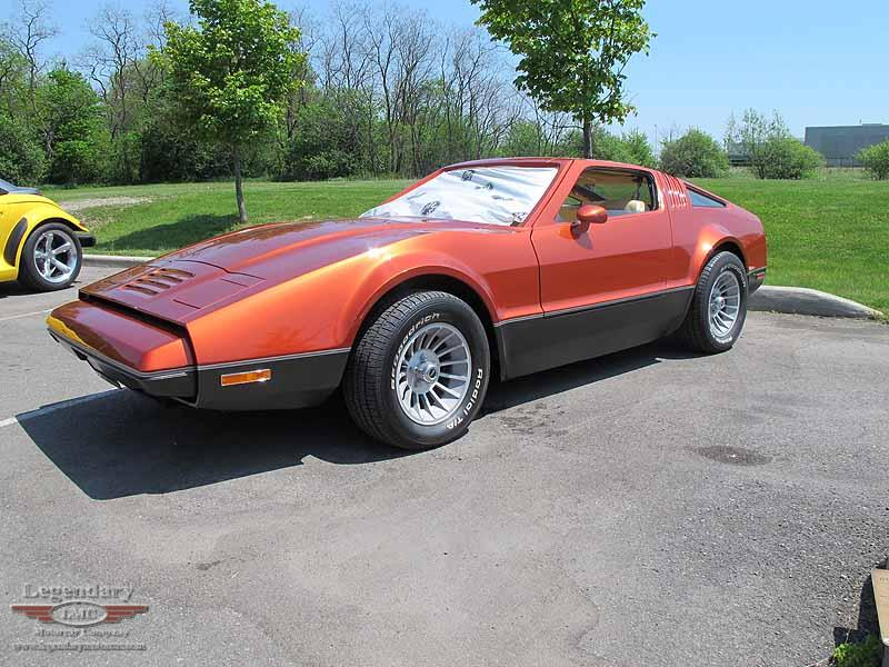 Photo of 1974 Bricklin SV1