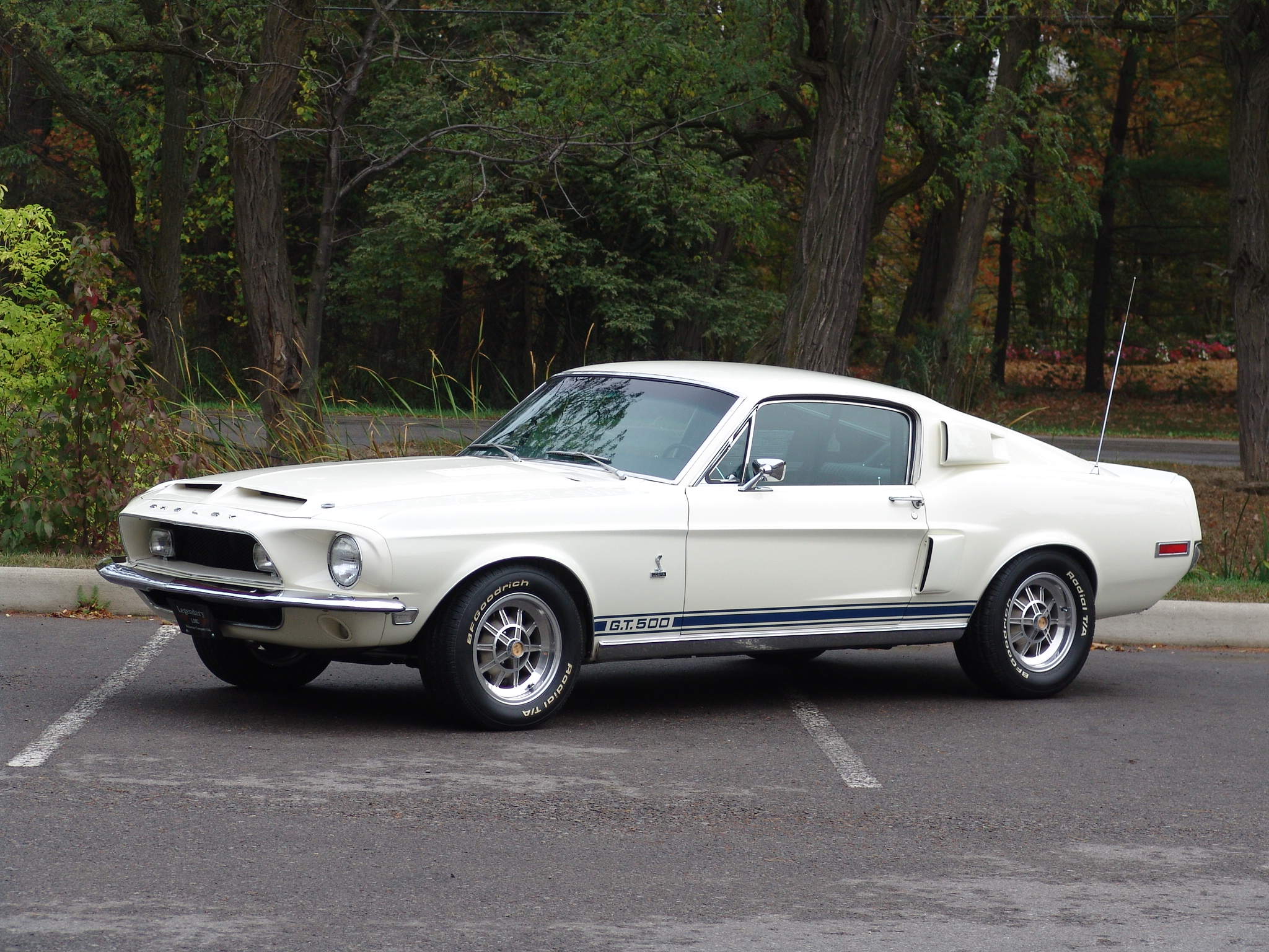 Photo of 1968 Ford Mustang Shelby GT500