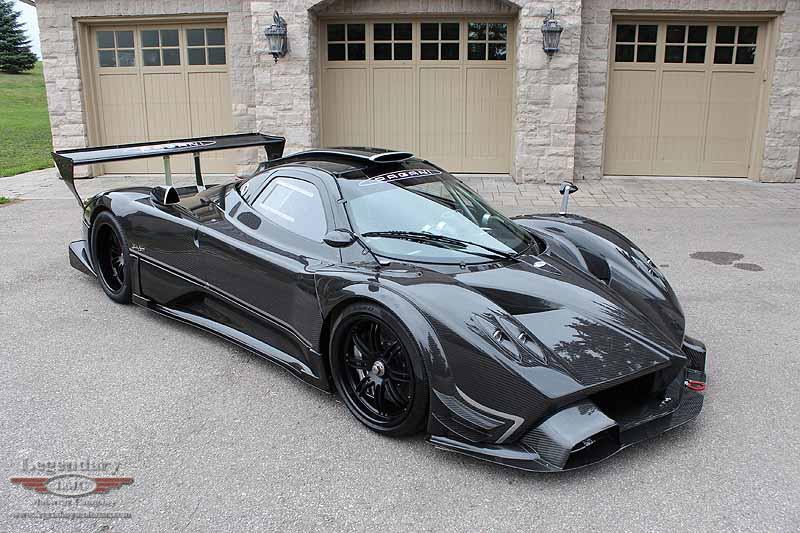 Photo of 2011 Pagani Zonda R