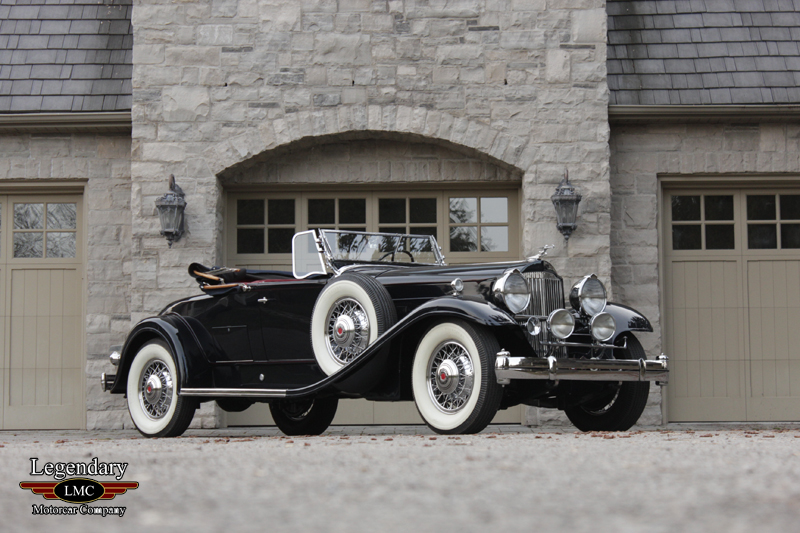 Photo of 1931 Packard 840 Roadster