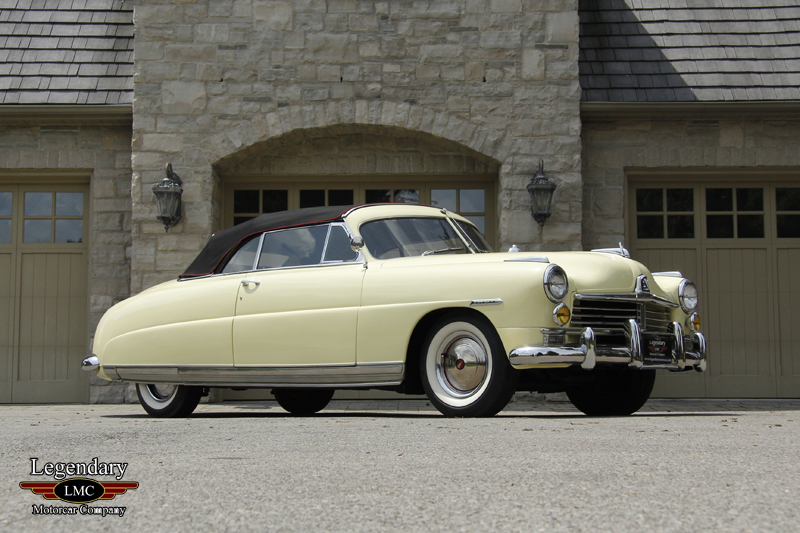 Photo of 1949 Hudson Commodore 8 Brougham Convertible
