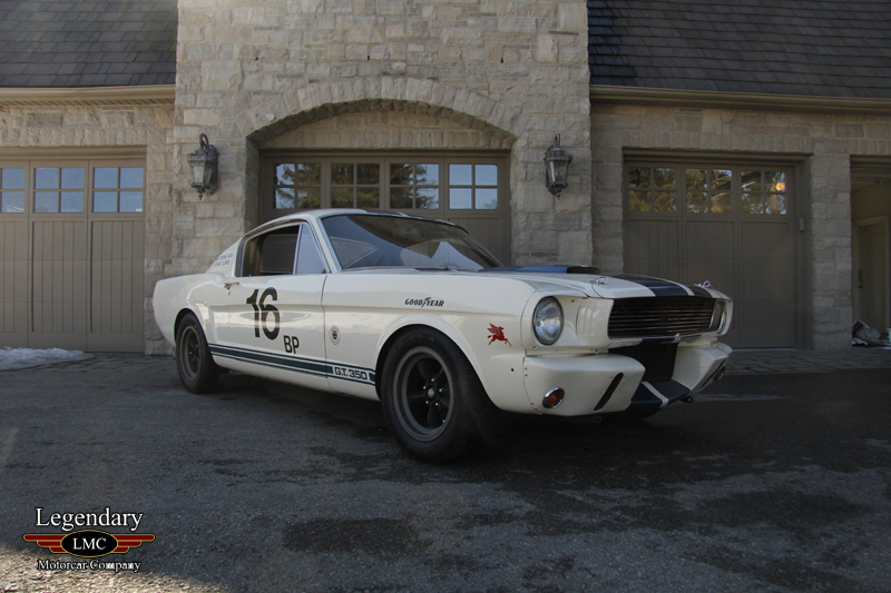 Photo of 1965 Ford Mustang Shelby GT350 R