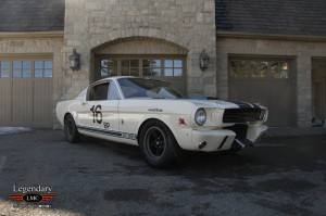 Photo of '65 Mustang Shelby GT350 R