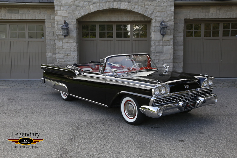 2015 Acura Mdx For Sale >> 1959 Ford Galaxie Convertible