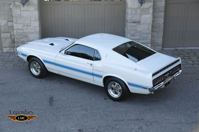Photo 4 Of 1969 Ford Mustang Shelby Gt350