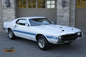 Photo of '69 Mustang Shelby GT350