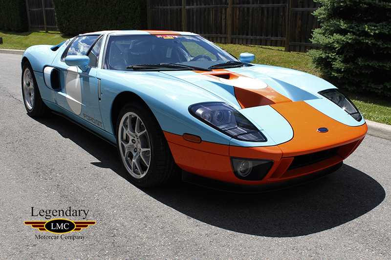 2006 Ford Gt Heritage Edition Only 2 Miles Never Pdi D