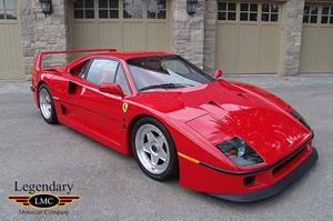 Photo of '91 F40