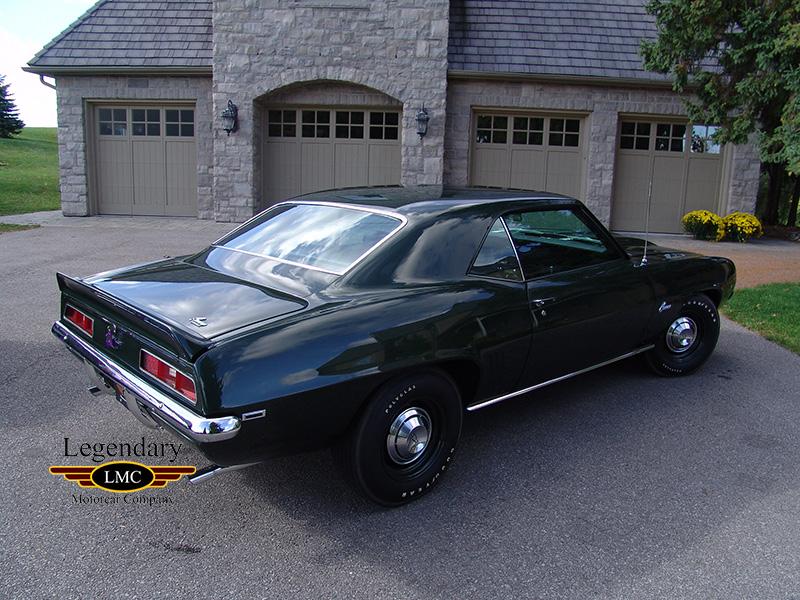 1969 Chevrolet Camaro ZL1 - The Ultimate Factory Camaro, COPO Order