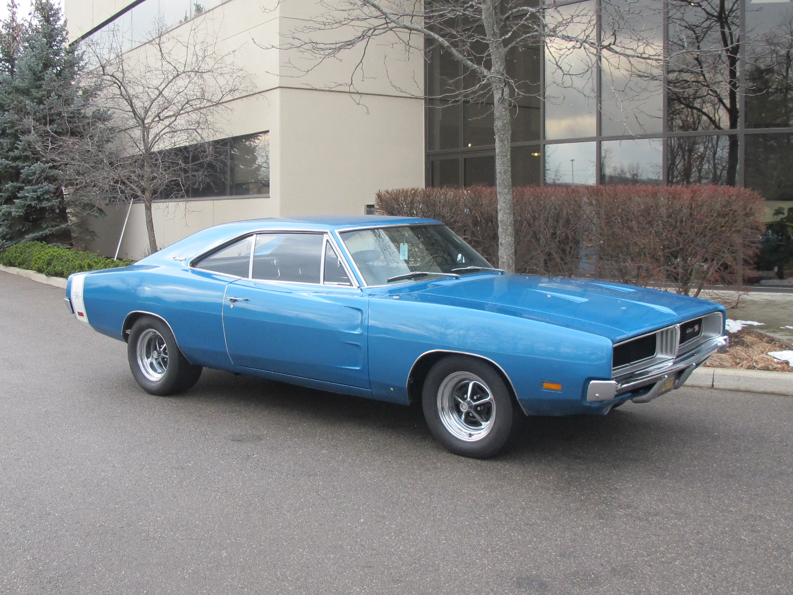 Photo of 1969 Dodge Charger RT