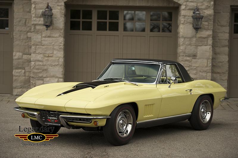 1967 Chevrolet Corvette L71 Roadster