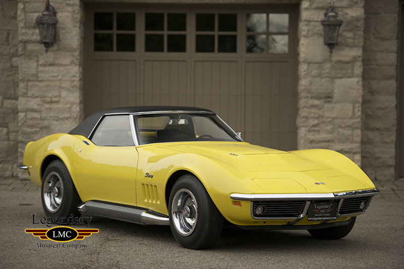 Photo of 1969 Chevrolet Corvette Roadster