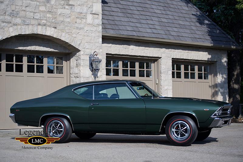 1969 Chevrolet Chevelle COPO