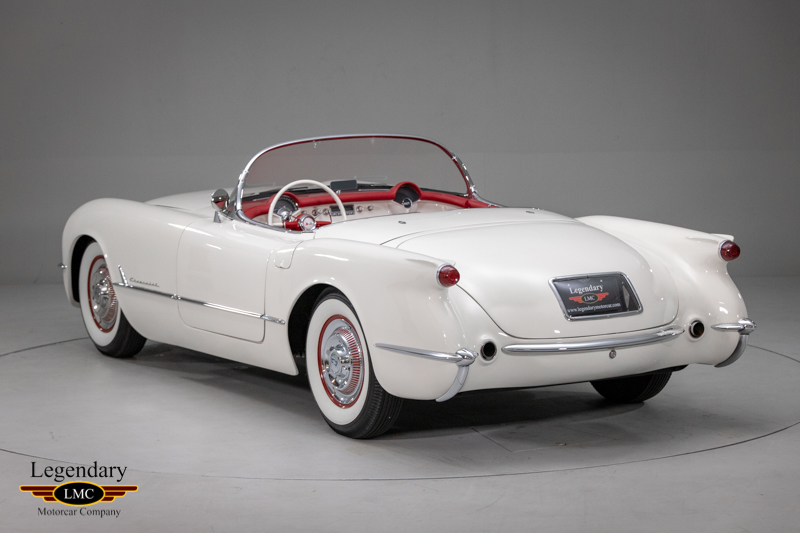 1953 Chevrolet Corvette Highly Collectible First Year Of America S