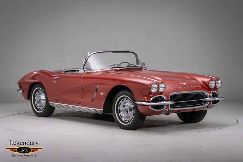 Photo of 1962 Chevrolet Corvette