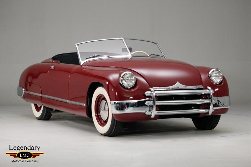 Photo of 1950  Kurtis  Sports Car