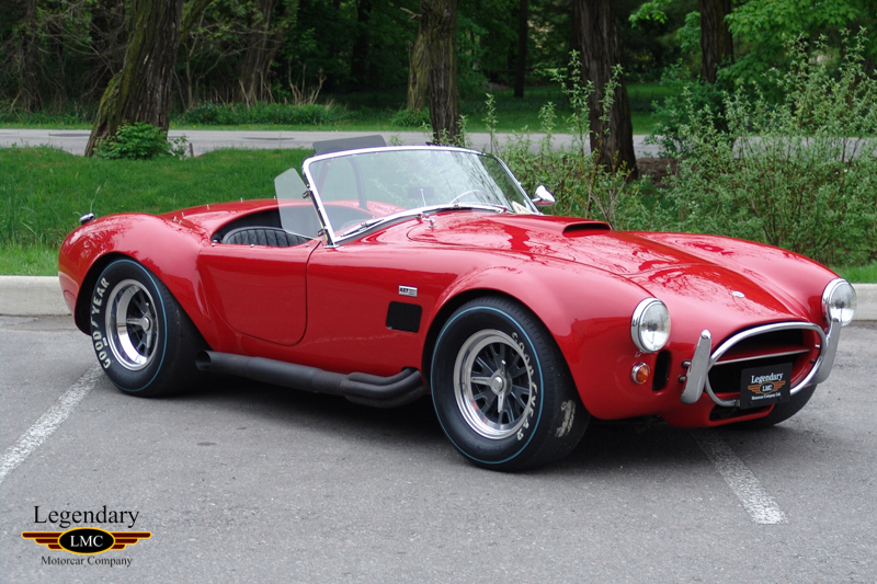 1967 Shelby Cobra 427 - Factory Original 427