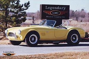 Photo of 1965 289 Cobra Dragon Snake