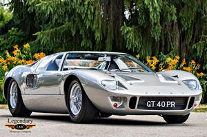Photo of 1966 GT40PR