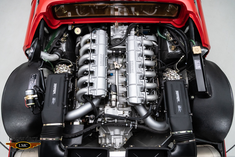 1984 Ferrari 512 BBi - Beautifully Restored With Photos Of Process on