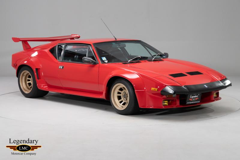 Photo of 1985 De Tomaso Pantera GT5