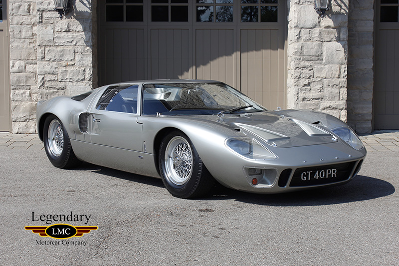 Photo of 1966 Ford GT40PR