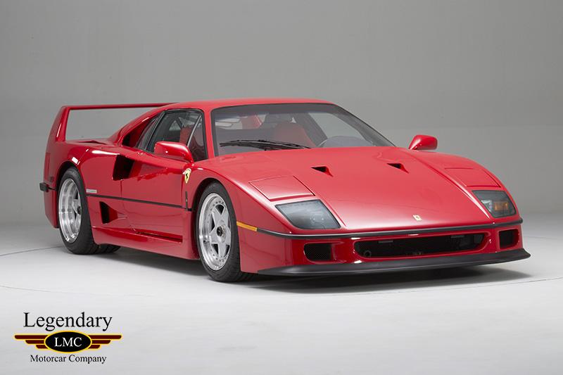 Photo of 1990 Ferrari F40