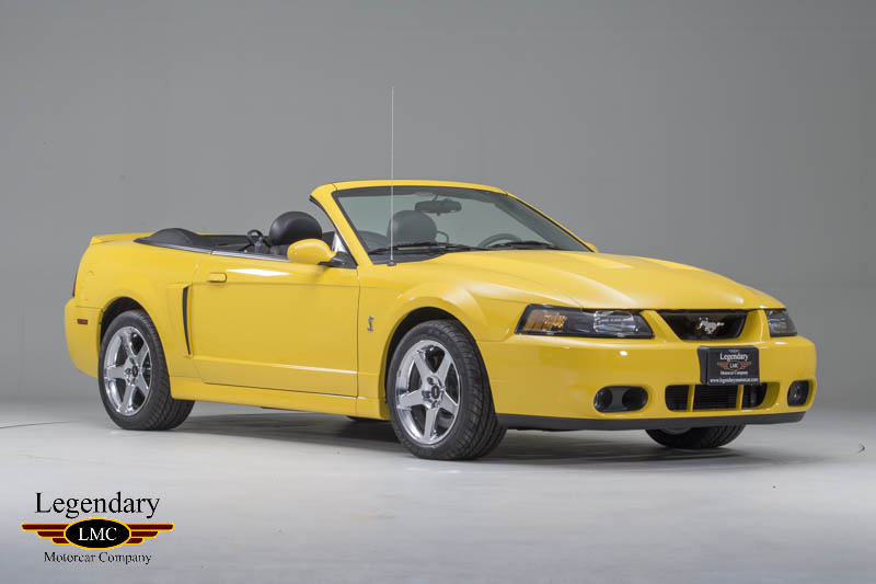 Photo Of 2004 Ford Mustang Cobra Svt