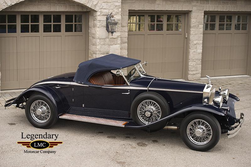 1931 Rolls Royce Phantom Ii Henley Roadster Complete