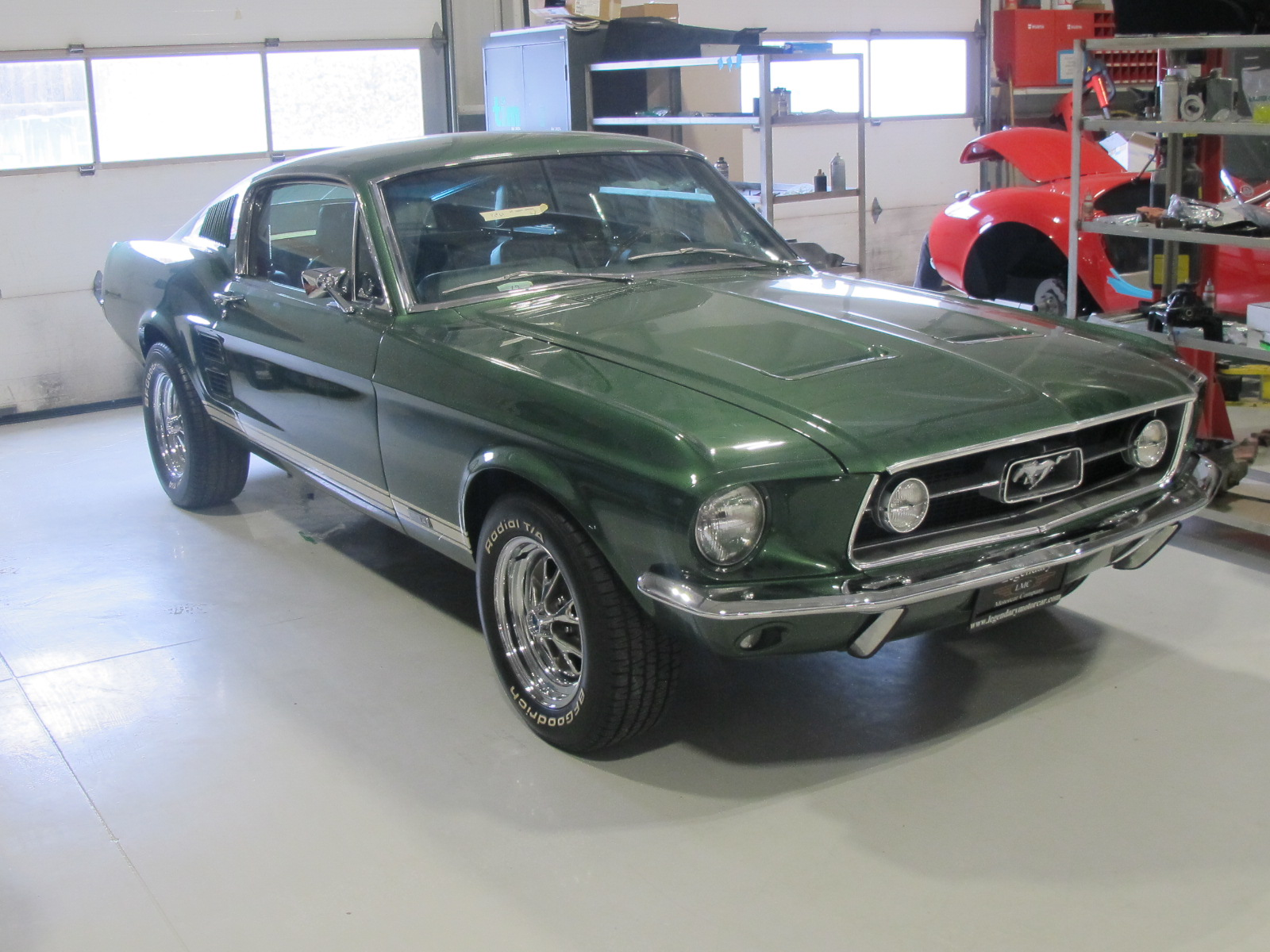 Photo 39 of 1967 ford mustang gta