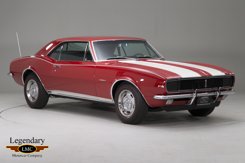 Photo of 1967 Chevrolet Camaro RS Z28