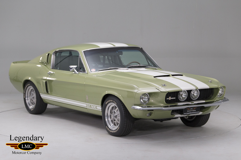 Photo of 1967 Ford Mustang Shelby GT500