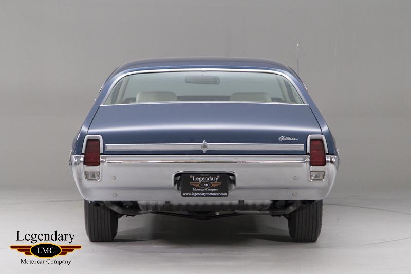 1969 Oldsmobile Cutlass W31