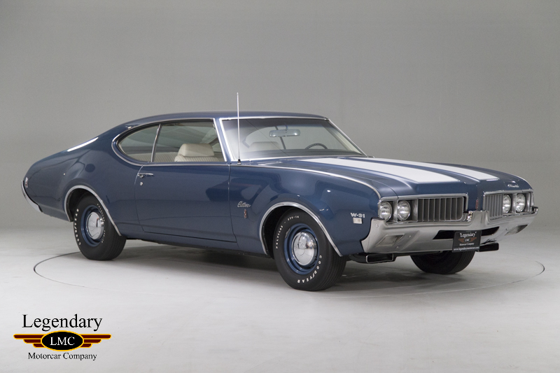 1969 Oldsmobile Cutlass W31