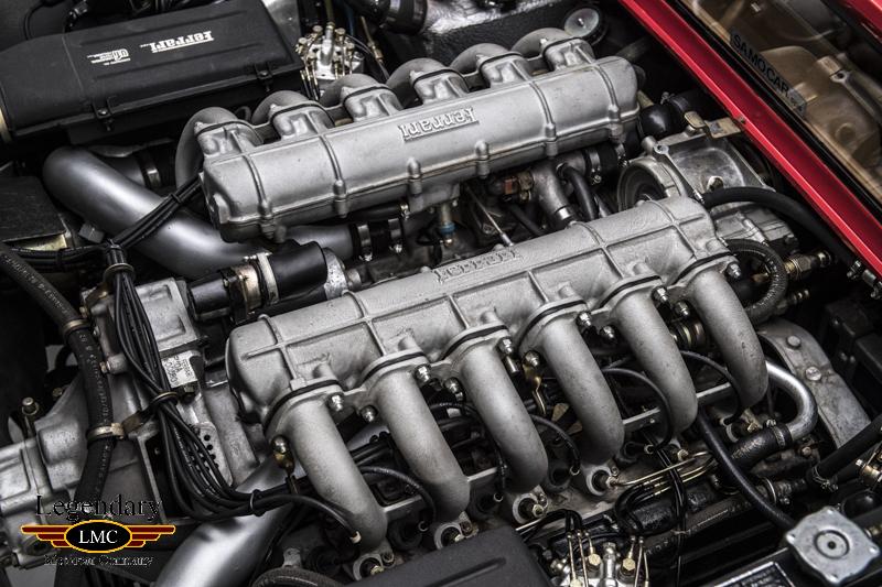 1983 Ferrari 512BBI , 460 Original Miles From New