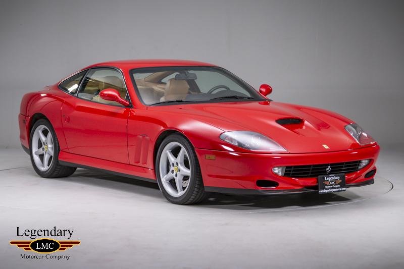Photo of 1997 Ferrari 550 Marenello