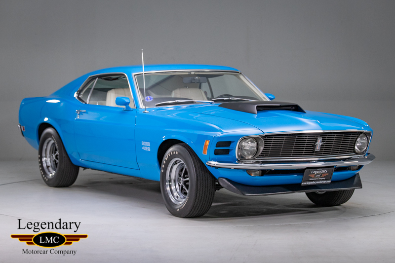 Photo of 1970 Ford Mustang BOSS 429