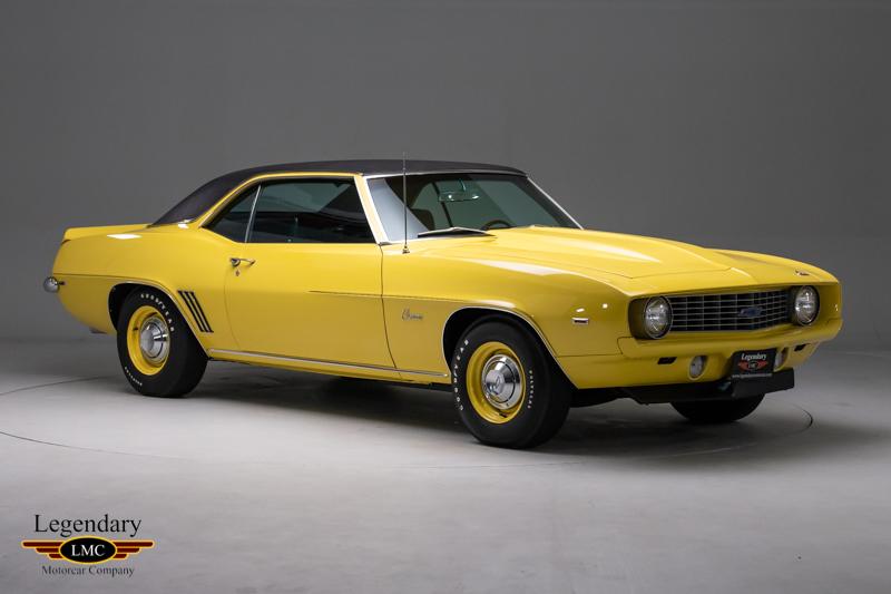 Photo of 1969 Chevrolet Camaro