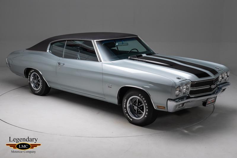 Photo of 1970 Chevrolet Chevelle LS6