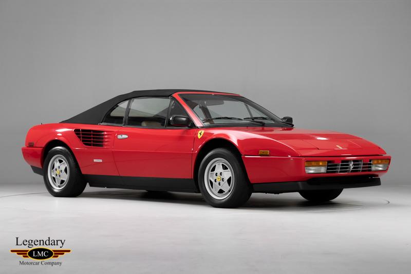 Photo of 1986 Ferrari Mondial