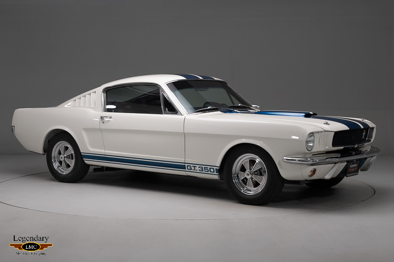 Photo of 1965 Ford Mustang